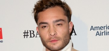 Ed Westwick: 'I have never forced myself in any manner, on a woman'