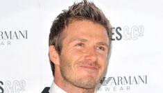 David Beckham: 'I want a little girl'
