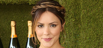 Katharine McPhee on David Foster: 'We've been friends for a long time'