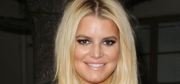 Jessica Simpson mommy-shamed for dyeing her daughter's hair for Halloween