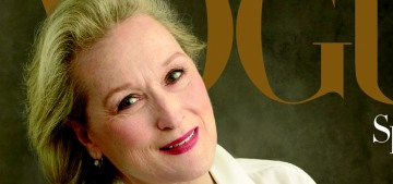 Meryl Streep covers Vogue, does a Devil-Wears-Prada video with Anna Wintour