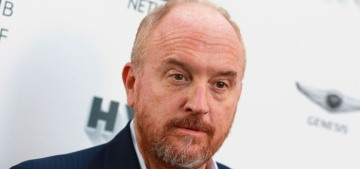 Louis CK is done, but it's going to take a while for Hollywood to distance itself