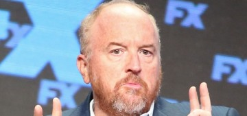 Louis CK admits everything: 'I have been remorseful of my actions'