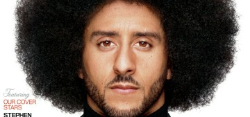 Colin Kaepernick is GQ's Citizen of the Year & it seems pretty 'controversial'