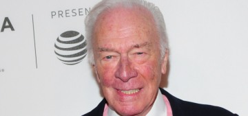 Christopher Plummer: 'I think it's very sad what happened' to Kevin Spacey