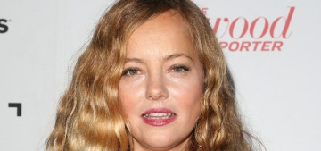 Bijou Phillips offered a public & private apology for bullying Daniel Franzese