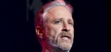 Jon Stewart was 'stunned' to hear about Louis CK, despite hearing rumors a year ago