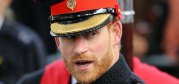 Prince Harry is in trouble for keeping his beard while wearing his military uniform