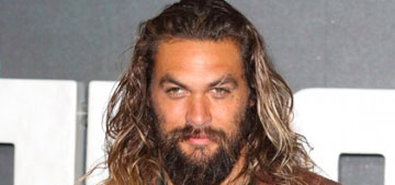 Jason Momoa sort-of confirms that he's starring in a reboot of The Crow
