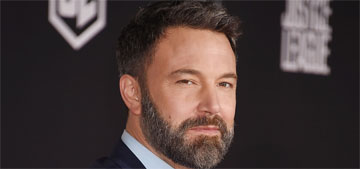 Ben Affleck is having Thanksgiving with his family, then visiting Damon's house