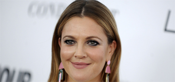 Drew Barrymore on sexual assault: 'I'm scrappy, nobody messed with me'