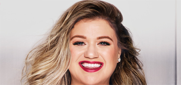 Kelly Clarkson covers Redbook: 'It's when I'm fat that I'm happy'