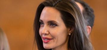 Angelina Jolie: 'A man who mistreats women is not oversexed. He is abusive'