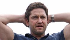 Gerard Butler totally related to chicken-sex subtext in 'The Hangover'