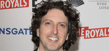 Mark Schwahn, serial abuser and One Tree Hill creator, suspended from The Royals