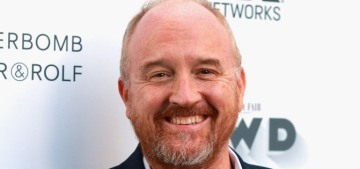 Is Louis CK the one high-profile predator who has a legit shot at a 'comeback'?