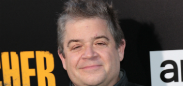 Patton Oswalt on how he fell for Meredith Salenger before they met