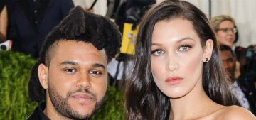 The Weeknd and Bella Hadid are 'hanging out, he still loves her'