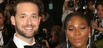 Serena Williams & Alexis Ohanian's wedding had a 'Beauty & the Beast' theme