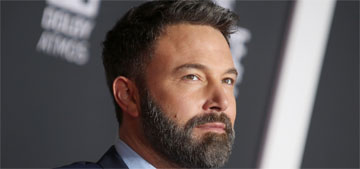 Ben Affleck: I was accused of touching a woman's breast while giving her a hug