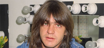 AC/DC co-founder Malcolm Young has passed away at 64