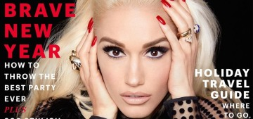 Gwen Stefani didn't understand why men broke her heart: 'I had such loving role models'