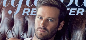 Armie Hammer slams the industry response to Nate Parker versus Casey Affleck