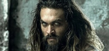 Jason Momoa: The response to Justice League 'kind of bummed me out'