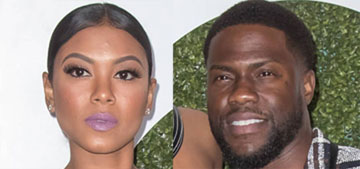 Kevin Hart and wife Eniko Parrish welcome son Kenzo Kash Hart