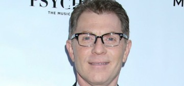Bobby Flay's Thanksgiving chef pro-tip: don't serve cranberry martinis