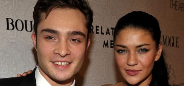 Jessica Szohr on the Ed Westwick accusations: 'I can't see him doing that to someone'