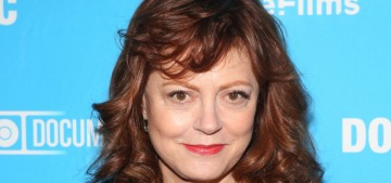 Susan Sarandon on Hillary Clinton: 'I did think she was very, very dangerous'