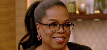 Oprah had a fabulous Thanksgiving party and then served turkey hash for breakfast