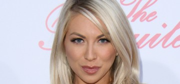 Stassi Schroeder apologizes after mocking & criticizing #MeToo campaign, victims