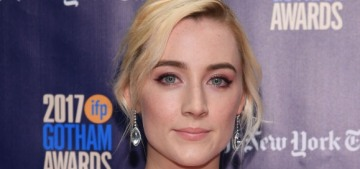 Saoirse Ronan wins Best Actress at Gotham Awards: is she the leading contender?