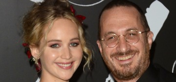 Jennifer Lawrence & Darren Aronofsky split because of the age difference?