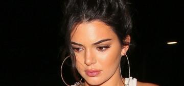 Kendall Jenner wants to get a gun & Kim Kardashian hates the idea of it