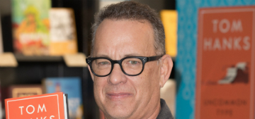 Tom Hanks: There are some people who go into this business for power