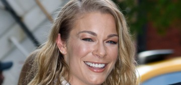 LeAnn Rimes is worried about Eddie Cibrian's newly single costar, Rachel Bilson