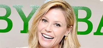 Julie Bowen: 'Anybody who pretends that they're a perfect parent, I automatically resent'