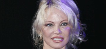Pamela Anderson blames Harvey Weinstein's victims for not using 'common sense'