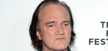 Quentin Tarantino's Charles Manson movie got a macabre release date