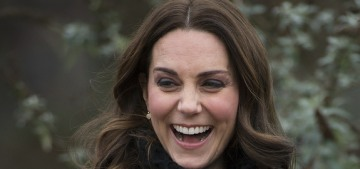 DM: Duchess Kate 'may have difficulty coping with' Britain's Meghan Mania