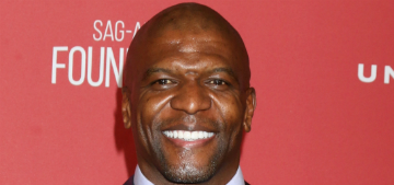 Terry Crews: 'I respect and understand why victims remain silent'