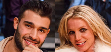 Britney Spears's boyfriend throws her a romantic 36th birthday