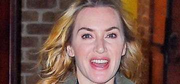 Kate Winslet: 'I think on some level Woody is a woman, he's very in touch with that side'