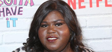 Gabourey Sidibe on being a director: 'I didn't realize I was smart enough'