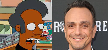 Hank Azaria on Apu: 'It's upsetting that it was offensive to anybody'
