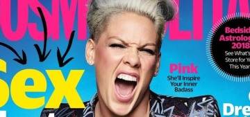 Pink advised her daughter when Willow asked 'How many boys can I have at once?'