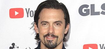 Milo Ventimiglia won't discuss girlfriend: 'I try and remain anonymous, invisible'